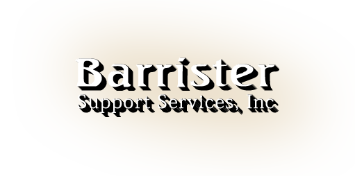 Barrister Support Services, Inc